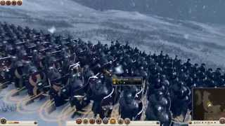 Rome 2 Total War - Spartans VS Romans