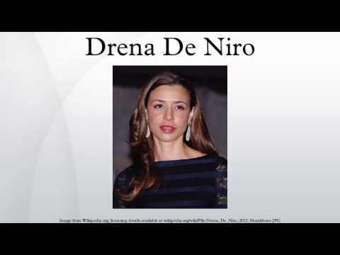 Drena De Niro