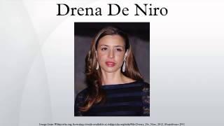 Drena De Niro Photos, News and Videos, Trivia and Quotes ...