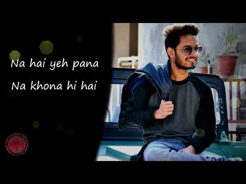 Tum Se Hi (Cover) - Shubham Verma | Jab We Met | Mohit Chauhan