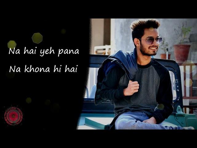 Tum Se Hi (Cover) - Shubham Verma   Jab We Met   Mohit Chauhan