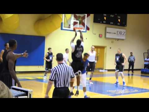Orlando Magic vs Rollins College Highlights