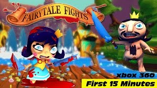 Fairytale Fights - The First 15 Minutes (Xbox 360)