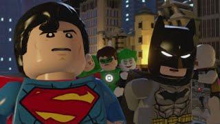 LEGO Batman 3 - 100% Guide #8 - Big Trouble in Little Gotham (All Collectibles - Minikits, etc)