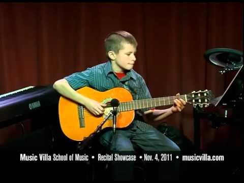 MV School of Music: Aidan Jarrett