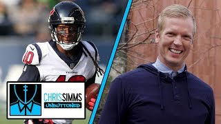 DeAndre Hopkins goes 1-on-1 with Chris Simms | Chris Simms Unbuttoned | NBC Sports