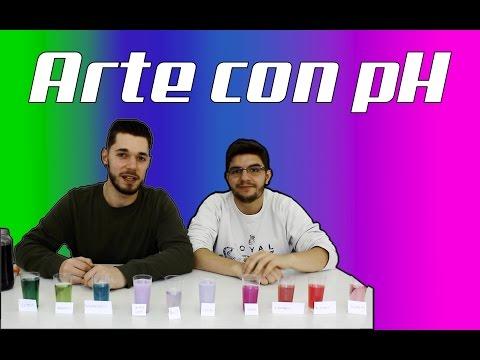 Arte con pH | Experimentos en clase