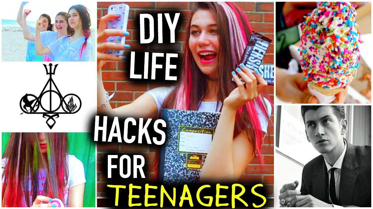 dating teenage girl life hacks