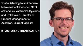 The Future of Passwords (audio interview)