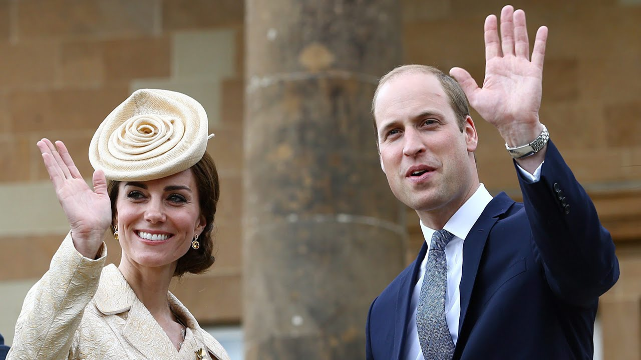 prince william and kate arrive in canada for royal tour