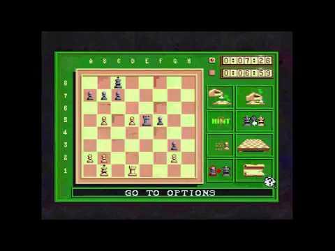 Master System Longplay: Sega Chess