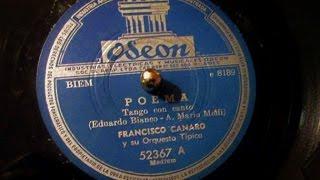 Francisco Canaro - Poema - Tango