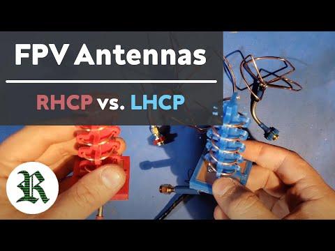 Фото FPV Antennas: How to Tell RHCP vs. LHCP