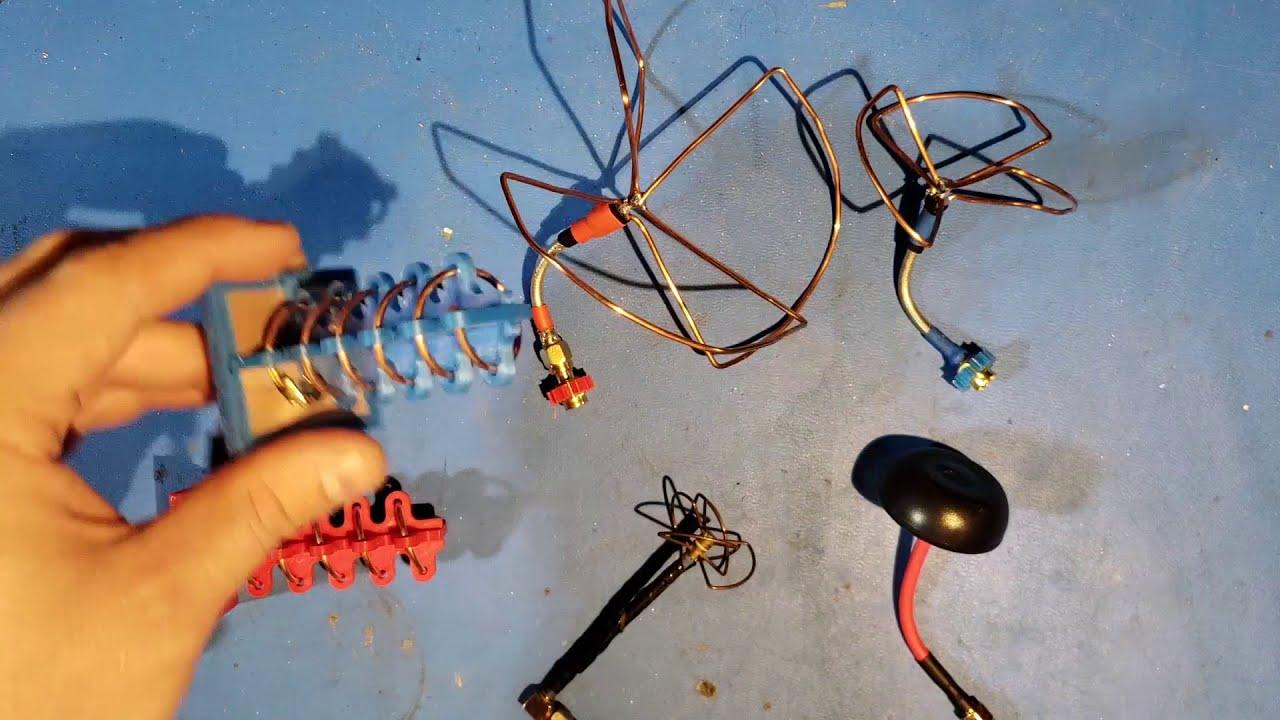 FPV Antennas: How to Tell RHCP vs. LHCP картинки