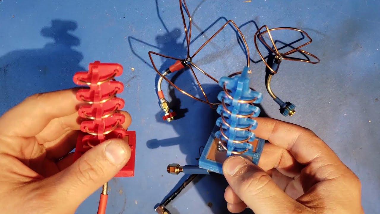 FPV Antennas: How to Tell RHCP vs. LHCP фото