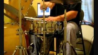 Cassava Piece Drums with Music Augustus Pablo  Lloyd Thin Leg Adams