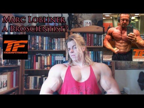 Marc Lobliner a Broscientist? Bodybuilders and Naturals
