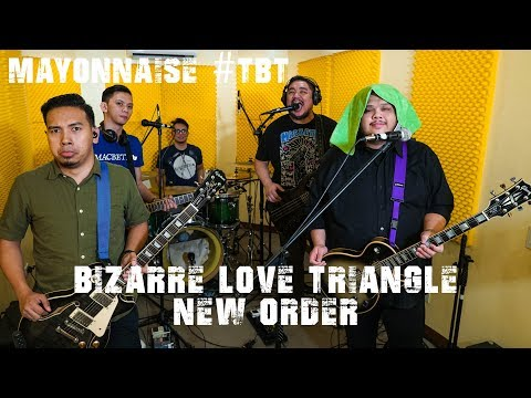 Bizarre Love Triangle - New Order | Mayonnaise #TBT