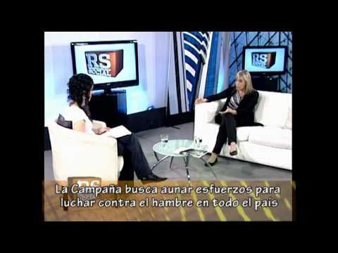 Entrevista a Alejandra Molina en Canal Metro