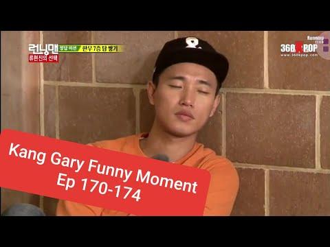 Kang Gary Funny Cut Moments Ep 170-174