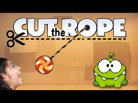 Make CUT the ROPE - Arcade Ticket Game Snapshots