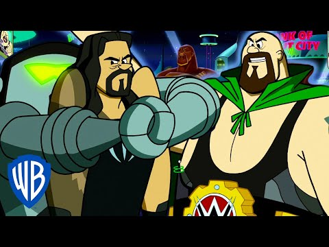 Thumbnail: The Jetsons & Robo-Wrestlemania | Caught In a Trap