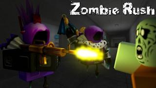 Roblox - Corsa zombie s'inseguito w/ Xrunnergaming