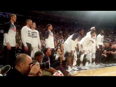 USA basketball vs Dominican Republic (USA Bench)