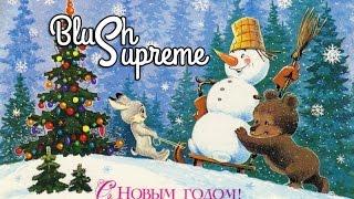 Новогоднее обращения ЛЮБИМЫМ подписчикам и ДРУЗЬЯМ | BlushSupreme
