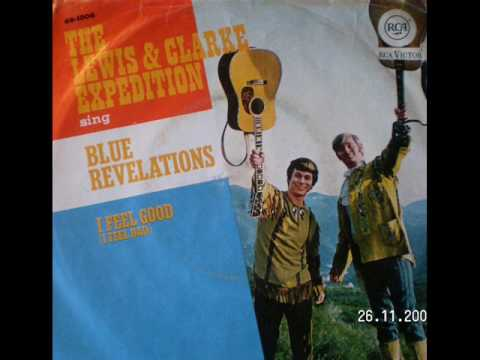 LEWIS & CLARKE EXPEDITION - Blue revelations