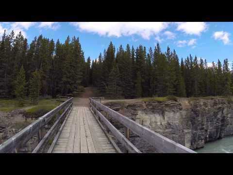 Mistaya River Canada