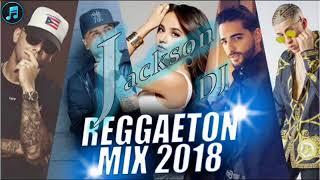 EL PRÉSTAMO, ME NIEGO, PINEAPPLE, EL BAÑO, REGGAETON MIX REMIX 2018 - JACKSON ORTEGA DJ - FULL BASS