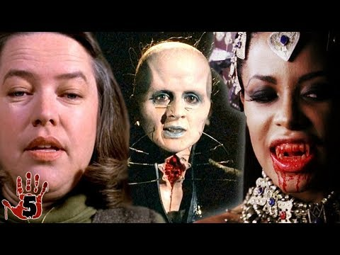 Top 5 Scariest Female Horror Movie Villians