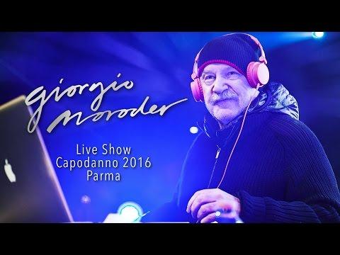 Giorgio Moroder Live Capodanno 2016 (Parma)