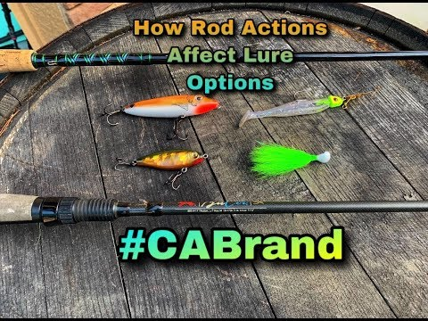 Understanding Rod Actions Can Make You Better Angler