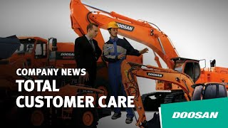 Doosan's Total Customer Care Thumbnail