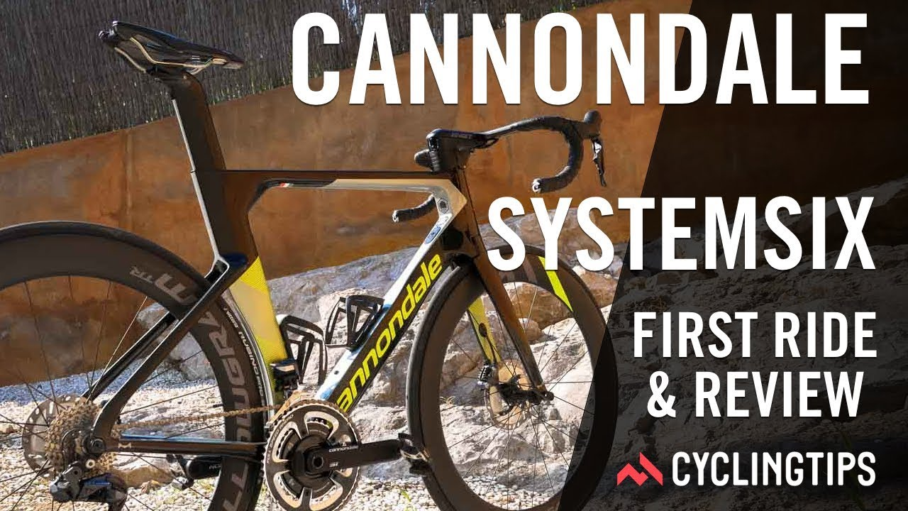 f15e2ade52e Cannondale 2019 SystemSix first-ride review: 'Don't call it an aero bike!'  | CyclingTips