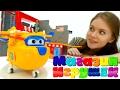Видео для детей: МАГАЗИН ИГРУШЕК! Донни 🛩️(Супер Крылья и его друзья) покупает Аэропорт #СуперКрылья