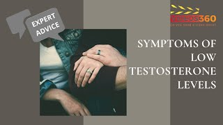 Now Trending - Symptoms of low testosterone levels in men: explained by Dr. Jeffrey Buch.