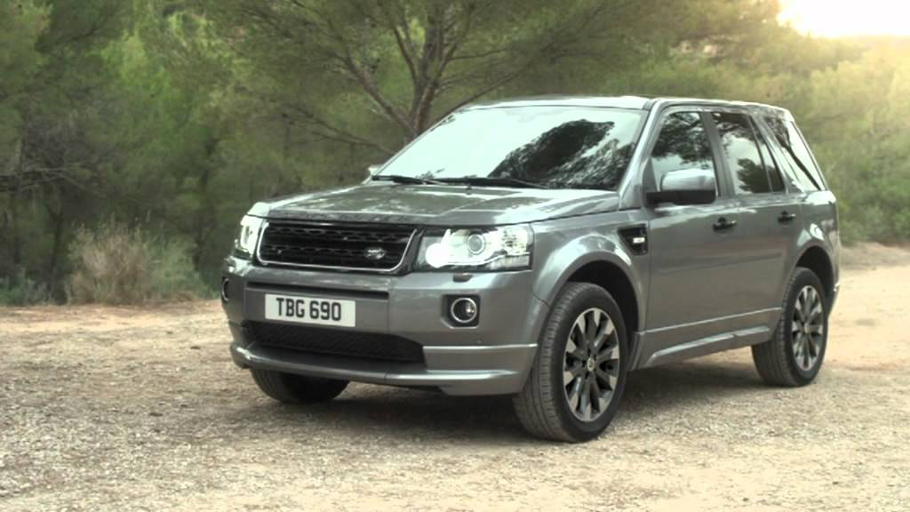 freelander 2 a striking new look youtube