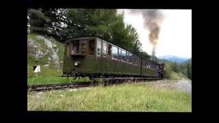 Schneebergbahn Nostalgiezug (Dampflok)