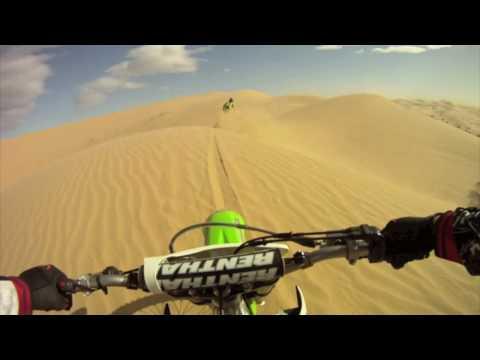 Post Turkey day ride - GO PRO HD