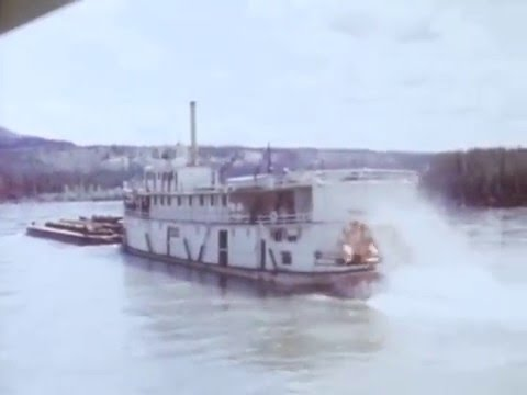 A 1949 Steam Adventure from Skagway to Dawson