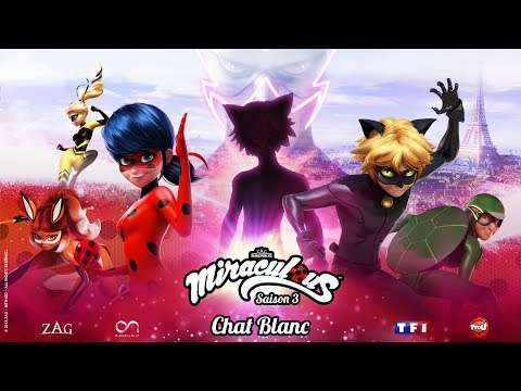 MIRACULOUS | 🐞 CHAT BLANC - TRAILER OFFICIEL 🐞 | Les Aventures De Ladybug Et Chat Noir