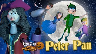 Annoying Orange - Storytime: Peter Pan!