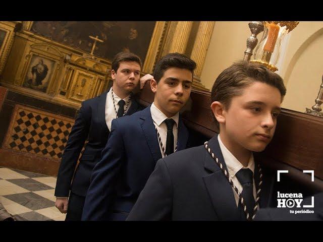 VÍDEO: Vía Crucis de la Cofradía Franciscana de la Pasión