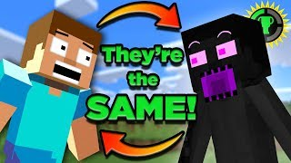Game Theory: The Lost History Of Minecrafts Ender