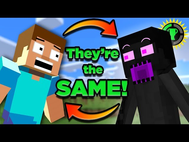Game Theory: The LOST History of Minecraft's Enderman