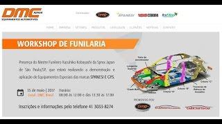 DMC Brsil  -  Workshop de Funilaria