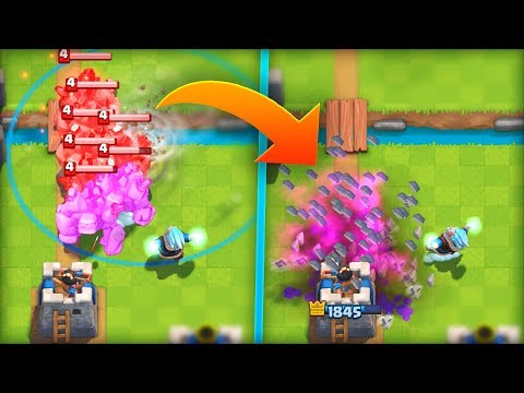 THE NEW ICE WIZARD WILL BREAK CLASH ROYALE!